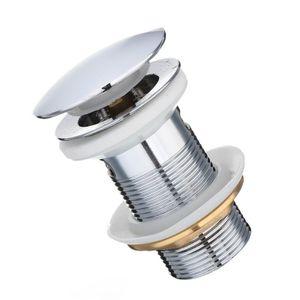 Waschtisch Ablaufventil Abfluss Ablaufgarnitur Pop Up Sifon Siphon Waschtisch Waschbecken mit Überlauf Waschbecken Abfluss Bad