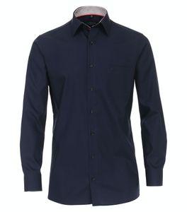 Casa Moda - Comfort Fit - Bügelfreies Herren Business langarm Hemd verschiedene Farben (303425700), Kragenweite:54, Farbe:Blau (119)