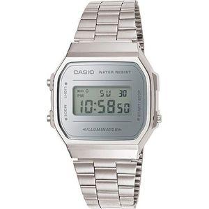 Casio Retro Unisex Uhr A168WEM-7EF Casio Collection Armbanduhr