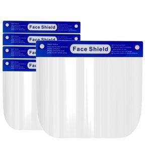 5 Stück Carevas® Gesichtsschutz Visier aus Kunststoff