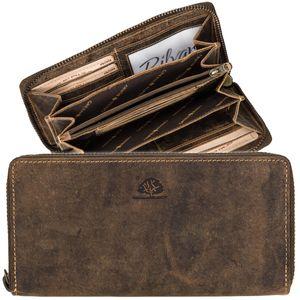 Greenburry Vintage Reißverschluss Geldbörse 820-25