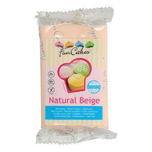FunCakes Fondant Skin Tone Natural Beige 250g