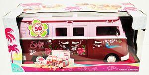Simba 105739423 - Steffi Love Hawaii Camper