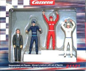 CARRERA 20021121 Carrera 21121 - Siegerpodest mit