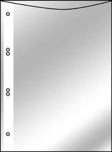 1000 (10x 100) Prospekthüllen DIN A5