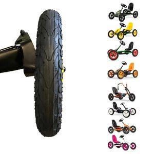 Universalreifen 4x Slick-Reifen passend für Berg Buddy 12,5 x 2,25 62-203