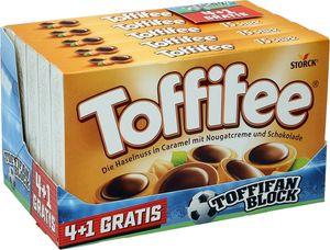 Storck Toffifee 4 Packungen + 1 Packung gratis 625 g