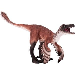 Mojo 387389 Animal Planet Troodon mit Gelenkkiefer