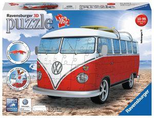 Ravensburger 12516 VW Bus T1,3D-Puzzle