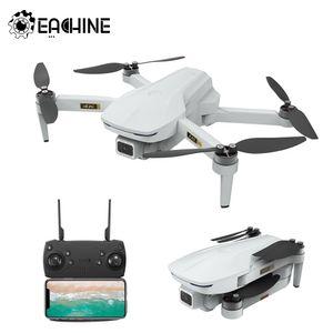 EACHINE EX5 Drohne mit Kamera 4K GPS 5G WiFi 1KM FPV 60 Min. Flugzeit 229g Ultraleichte Faltdrohne Brushless Verfolgermodus Automatische Rückkehr Gestenerkennung OptischePositionierung Einstiegsdrohne - Maximale Fernbedienungsentfernung: 200m 1x Batterie
