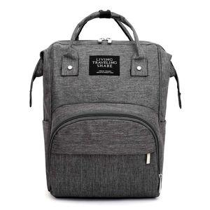 Multifunktionale Babytasche Wickeltasche Wickelrucksack Mama Rucksack Pflegetasche Mamatasche Reisetasche Backpack