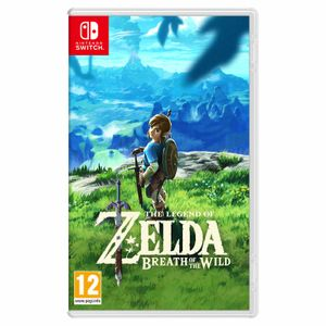 Nintendo The Legend of Zelda - Breath of the Wild, Nintendo Switch, E10+ (Jeder über 10 Jahre)
