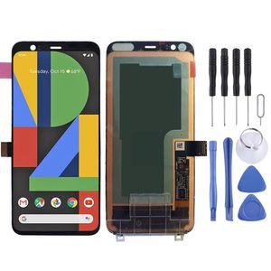 Für Googel Pixel 4 Display Full OLED LCD Einheit Touch Ersatzteil Reparatur Schwarz Neu