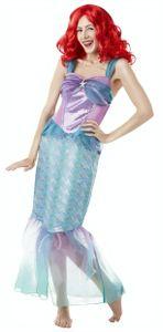 Rubie's kostüm Disney - AriëlDamen blau / lila Größe L
