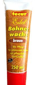 tecur   Edel- Bohnerwachs Braun 250 ml