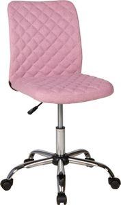 Chefsessel Bürostühle mit Hochwertiger Microfaserbezug in rosa,Belastbarkeit bis 70 kg