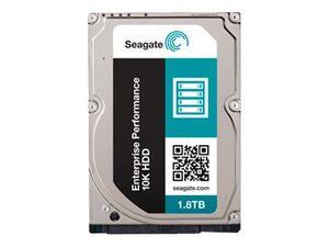"""Seagate Enterprise Performance 10K HDD ST1800MM0128 - Hybrid-Festplatte - 1.8 TB ( 32 GB Flash ) - intern - 6.4 cm SFF ( 2.5"""" SFF ) - SAS 12Gb/s"""