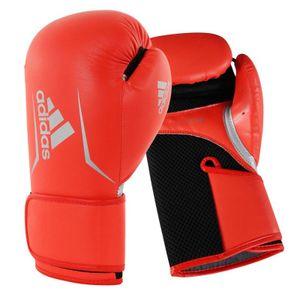 adidas Boxhandschuhe, Damen, Speed 100, rot Size - 10 Oz