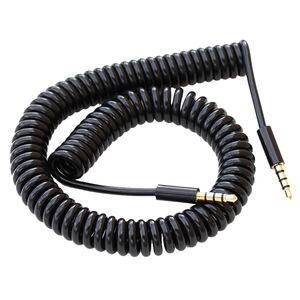 Stereo Audio Klinke Kabel Verlängerungskabel 3.5mm Stecker auf Stecker -3m 3m Schwarz