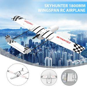 Skyhunter 1800mm Wingspan EPO Langstrecken-FPV-UAV-Plattform RC-Flugzeug-KIT
