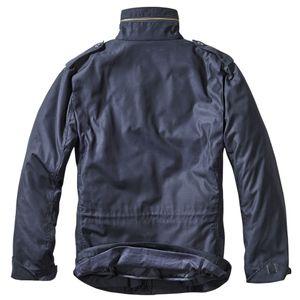 Brandit - M65 Standard Feldjacke Navy, Parka US Style Jacke mit Futter Größe 5XL