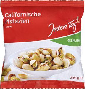 Jeden Tag Pistazien geröstet & gesalzen (250 g)