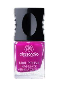 Alessandro - Nagellack - NAIL POLISH PURPLE SECRET, 10 ml