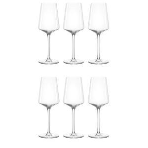 LEONARDO 069540 Puccini Rieslingkelch 400ml, Glas, klar (6 Stück)