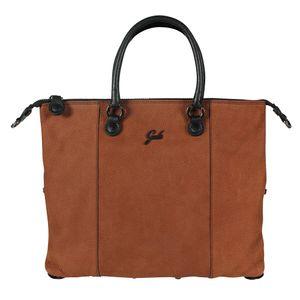 Gabs Damen Handtasche Transformable G3 Plus M Cognac (braun)