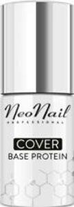 NeoNail 7035-7 UV Nagellack 7,2 ml Cover Base Protein Cream Beige Matt