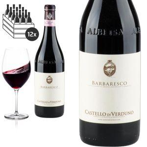 12er Karton 2017 Barbaresco von Castello di Verduno - Rotwein
