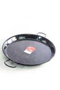 'Vaello' Paellapfanne (46 cm) - schwarz emailliert