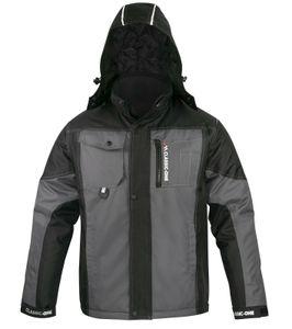 Arbeitskleidung ART.MaSter CLASSIC-ONE OXFORD grau/schwarz Winterjacke L
