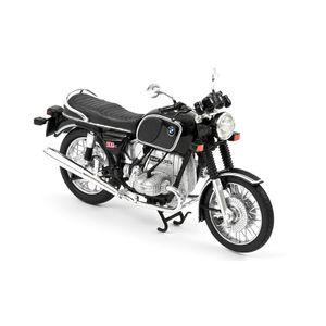 Norev 182035 BMW R90/6 schwarz Maßstab 1:18 Modellmotorrad