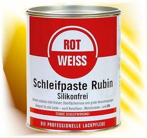 Rotweiss   Schleifpaste Rubin Dose (750 Ml) (3000)