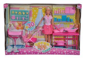 Simba 105733212 SL Steffi Love Super Baby Care