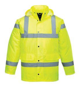 Arbeitskleidung PORTWEST S460 gelb Warnjacke  5XL