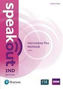 Speakout Intermediate Plus 2nd Edition Workbook with Key