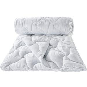 Steppdecke Hypoallergen 135 x 200 cm Bettdecke aus Microfaser Ganzjahresdecke - warme Schlafdecke für Allergiker