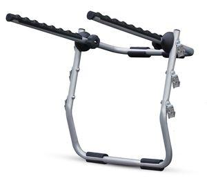 Menabo Biki Fahrradträger 3 Fahrräder Silber