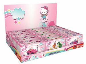 BIG Bloxx Hello Kitty Starter Set sortiert