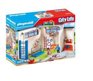 PLAYMOBIL City Life 9454 Turnhalle