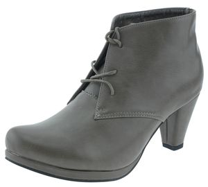 Andrea Conti 225702 Ankle Boots grau, Groesse:41.0