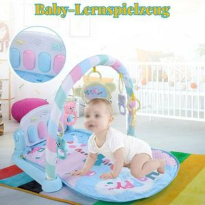 Baby Spielmatte Babymatte Krabbeldecke Faltbar Krabbelmatte Teppich für Kinder