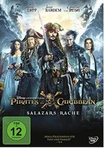 Pirates of the Caribbean: Salazars Rache [DVD]