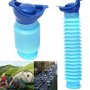 Tragbare Reise männlich weiblich WIEDERVERWENDBAR Camping Auto Pee Urinal Urin Toilette XHL80903202