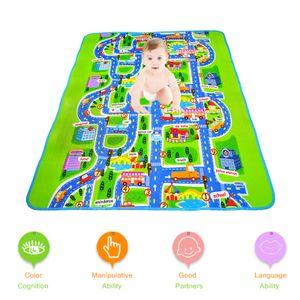 Spielmatte Baby Schadstofffrei, Weiche Krabbelmatte aus Rutschfesten Material, Schadstofffreie Baby Spielmatte,Krabbeldecke für Baby,Spielmatte Kinder,Spielteppich Baby ( 200 x 160cm)