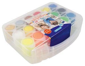 Stylex 28952 Schulmalfarben 18 Farben je 25 ml