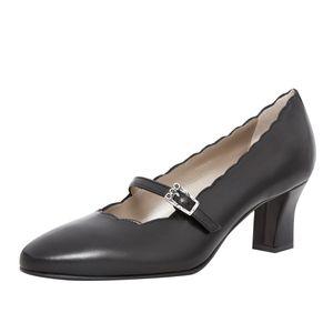 Pumps Babett in Schwarz von Dirndl + Bua, Schuhgröße:36 EU, Farbe:Schwarz