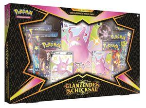 Pokémon - Glänzendes Schicksal Premium-Kollektion: Schillerndes Iksbat-VMAX